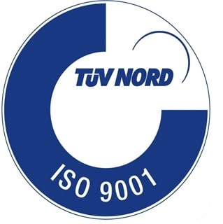 TÜV NORD ISO 9001:2015