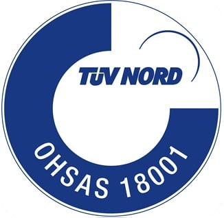 TÜV NORD BS OHSAS 18001:2007