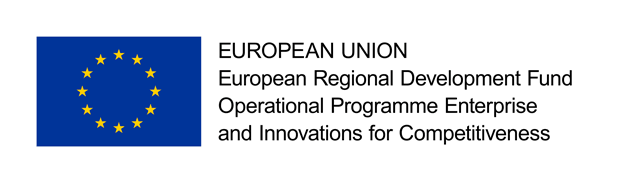 European Union - European Regional Development Fund Operational Programme Enterprise and Innovations for Competitiveness
