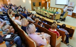 Pharmaceutical logistic specialists and manufacturers' meeting in Moscow