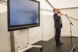 IMCoPharma joined the 12th Edition of Russian Days in Ostrava!