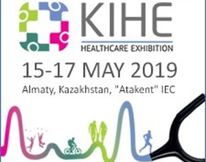 KIHE 2019 in Kazakhstan - visit our stand no. 116