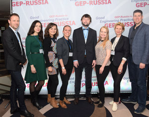 IMCoPharma at GEP-Russia 2017